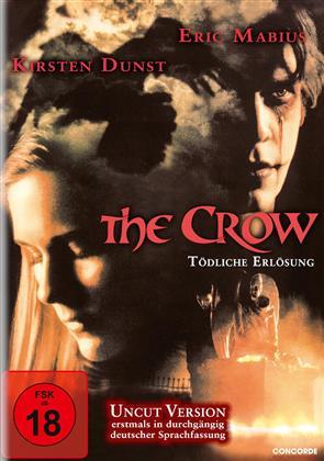 The Crow 3 - Tödliche Erlösung (2000) (Uncut)