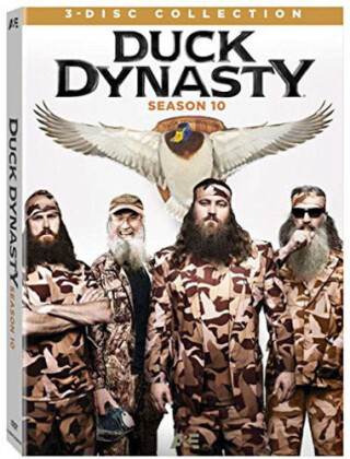 Duck Dynasty - Season 10 (3 DVDs)