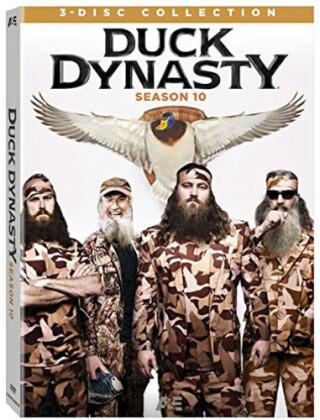Duck Dynasty - Season 10 (3 DVDs)