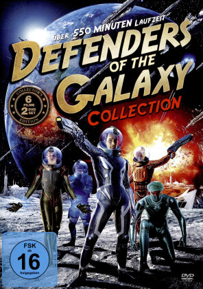 Defenders of the Galaxy Collection (2 DVDs)