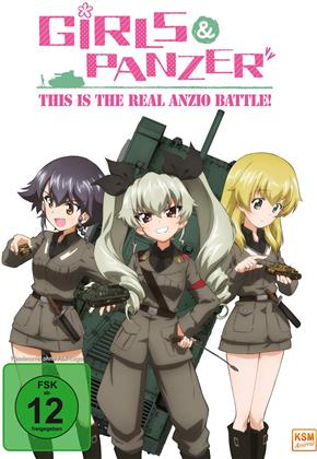 Girls & Panzer - This is the Real Anzio Battle