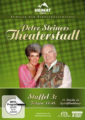 Peter Steiners Theaterstadl - Staffel 3 (Fernsehjuwelen, 8 DVDs)