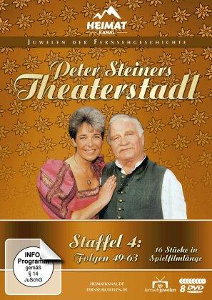 Peter Steiners Theaterstadl - Staffel 4 (Fernsehjuwelen, 8 DVDs)