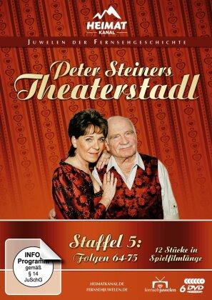 Peter Steiners Theaterstadl - Staffel 5 (Fernsehjuwelen, 6 DVDs)