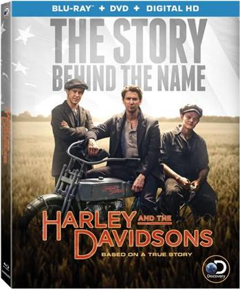 Harley and the Davidsons (2 Blu-rays + 2 DVDs)