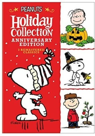 Peanuts - Holiday Collection (Anniversary Edition, Remastered, 3 DVDs)