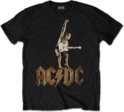 AC/DC - Angus Statue