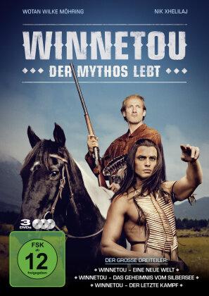 Winnetou - Der Mythos lebt (3 DVDs)
