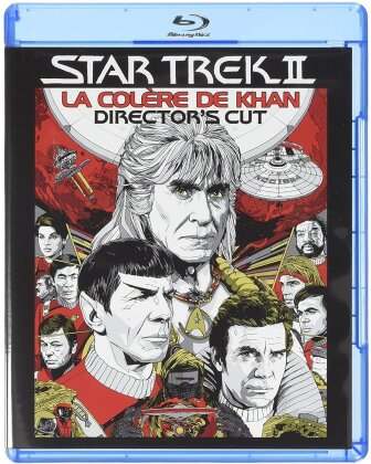Star Trek 2 - La colere de Khan (1982) (50th Anniversary Edition, Kinoversion, Director's Cut)