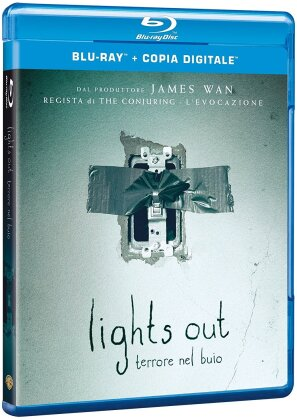 Lights Out - Terrore nel buio (2016)