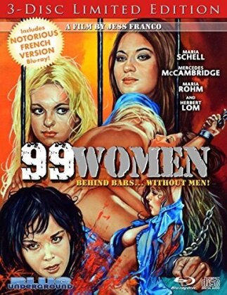 99 Women (1969) (Edizione Limitata, 2 Blu-ray + CD)