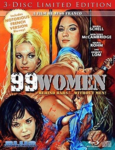 99 Women (1969) (Limited Edition, 2 Blu-rays + CD)