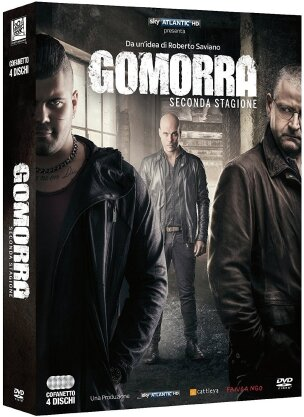 Gomorra - Stagione 2 (4 DVDs)