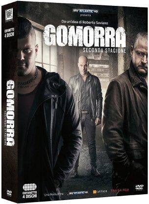 Gomorra - Stagione 2 (4 DVD)