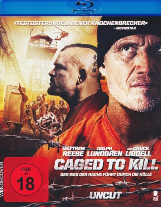 Caged to Kill (2015) (Uncut)