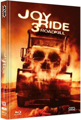 Joy Ride 3 - Roadkill (2014) (Edizione Limitata, Cover A, Mediabook, Unrated, Blu-ray + DVD)