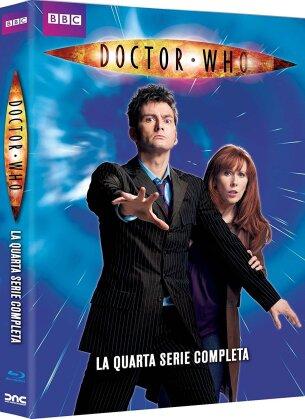 Doctor Who - Stagione 4 (4 Blu-rays)
