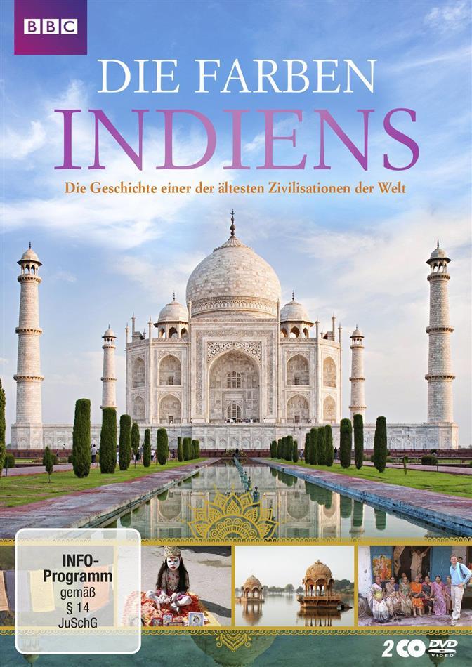 Die Farben Indiens (BBC, 2 DVDs)