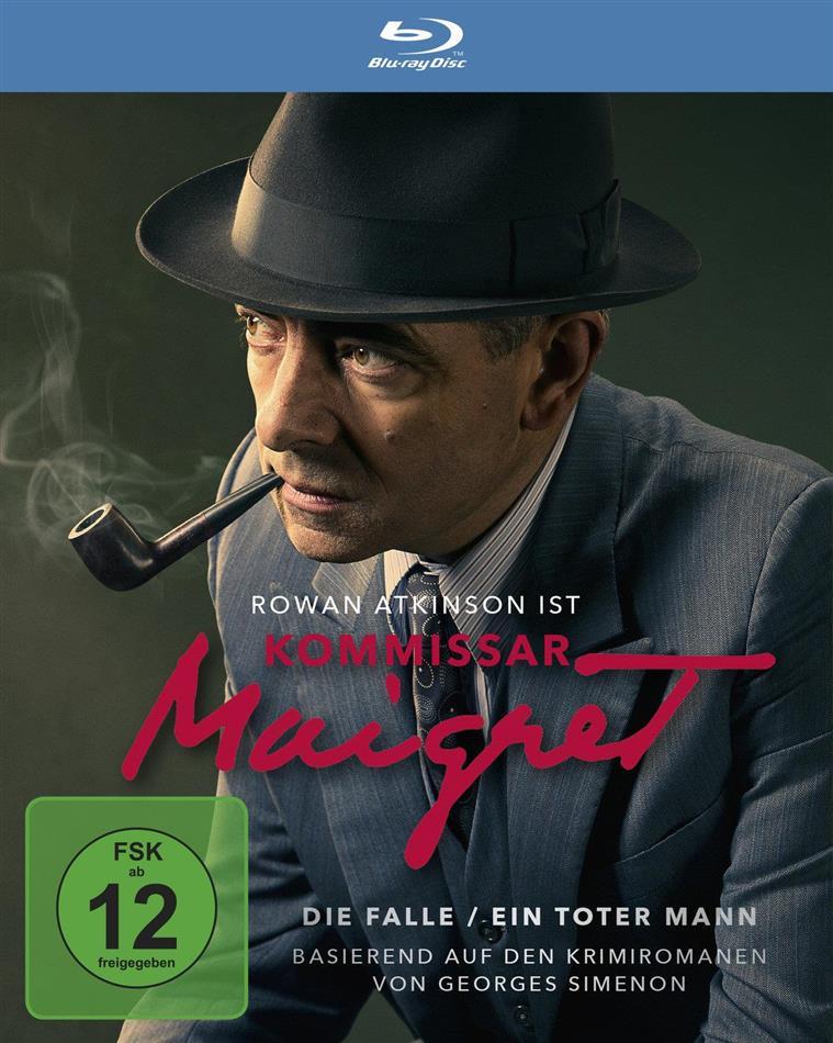 Kommisar Maigret - Die Falle / Ein toter Mann (2016) (BBC)
