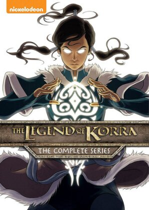 The Legend of Korra - The Complete Series (8 DVDs)