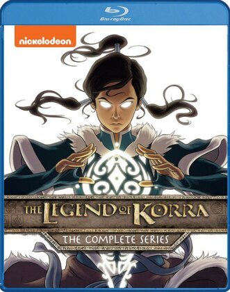The Legend of Korra - The Complete Series (8 Blu-rays)