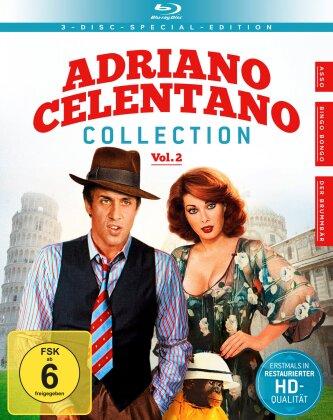 Adriano Celentano - Collection Vol. 2 (Special Edition, 3 Blu-rays)