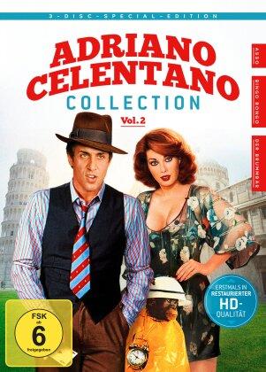 Adriano Celentano - Collection Vol. 2 (Special Edition, 3 DVDs)