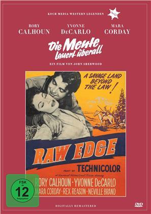 Die Meute lauert überall (1956) (Western Legenden, Digibook)