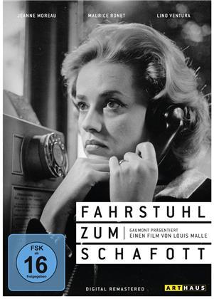 Fahrstuhl zum Schafott (1958) (Arthaus, s/w, Digital Remastered)
