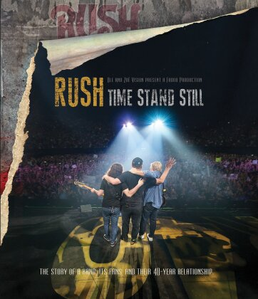 Rush - Time Stand Still