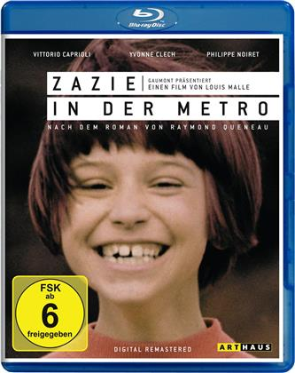 Zazie in der Metro (1960) (Arthaus, Digital Remastered)