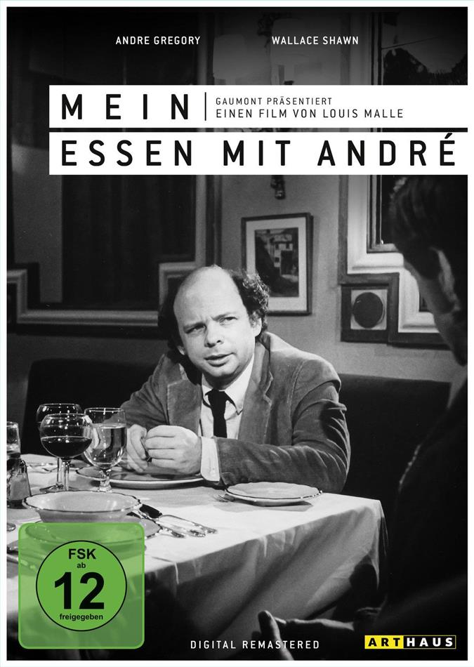 Mein Essen mit André (1981) (Arthaus, Remastered)