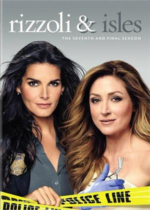 Rizzoli & Isles - Season 7 - The Final Season (3 DVD)