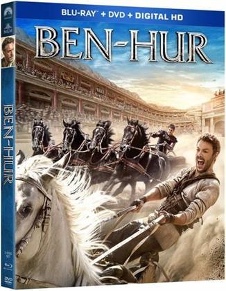 Ben-Hur - Ben-Hur (2PC) (W/DVD) / (Dhd) (2016) (Blu-ray + DVD)
