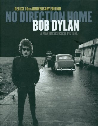 No Direction Home - Bob Dylan (Edizione10° Anniversario, Deluxe Edition, 2 Blu-ray + 2 DVD)