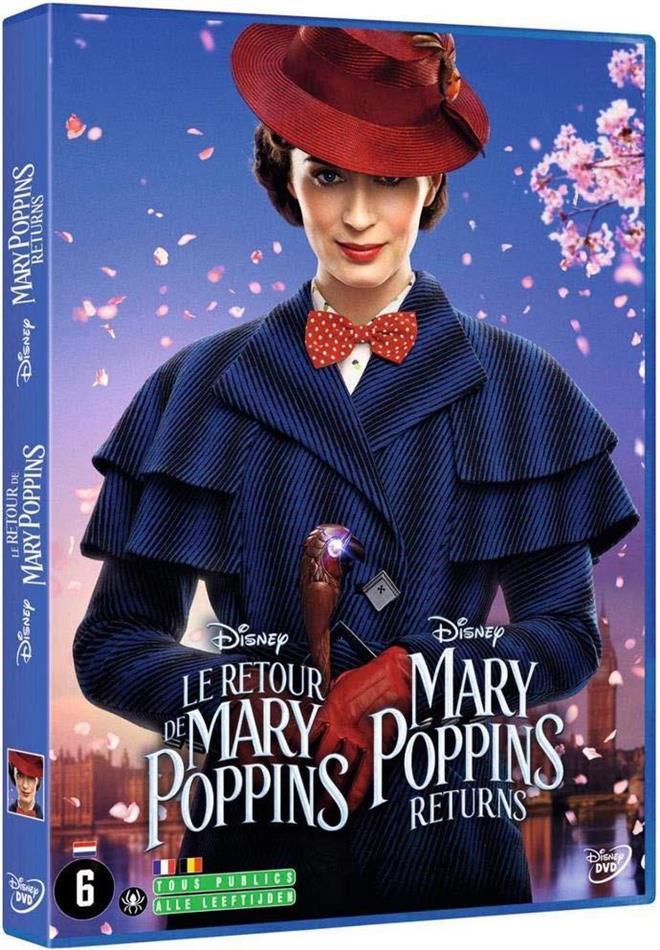 Le retour de Mary Poppins - Mary Poppins Returns (2018)