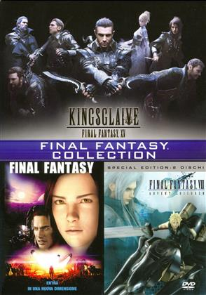 Final Fantasy Collection (4 DVDs)