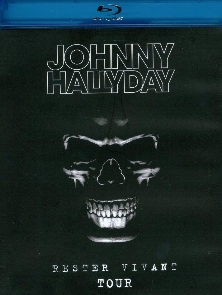 Johnny Hallyday - Rester Vivant Tour - Live 2016 (Limited Edition)