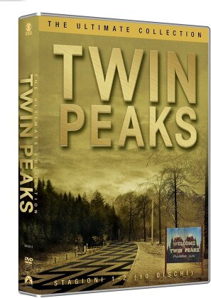Twin Peaks - The Ultimate Collection (10 DVD)