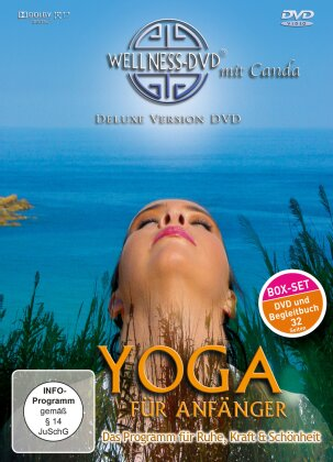 Yoga für Anfänger - Das Programm für Ruhe, Kraft & Schönheit (Deluxe Edition)