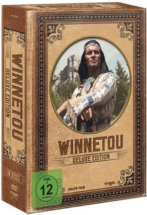 Winnetou (Deluxe Edition, Box, 10 DVDs)