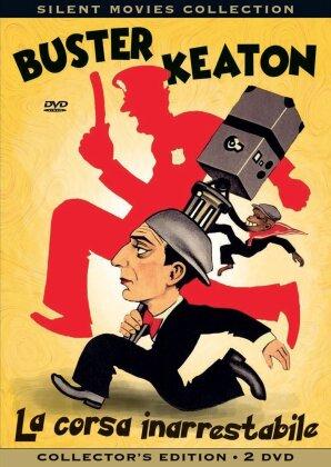 Buster Keaton - La corsa inarrestabile (Collector's Edition, 2 DVD)