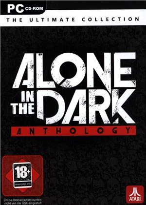 Pyramide: Alone in the Dark - Anthology