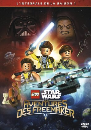 LEGO: Star Wars - Les aventures des Freemakers - Saison 1 (2 DVDs)