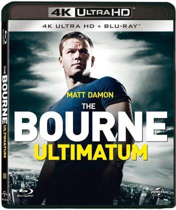 The Bourne Ultimatum (2007) (4K Ultra HD + Blu-ray)