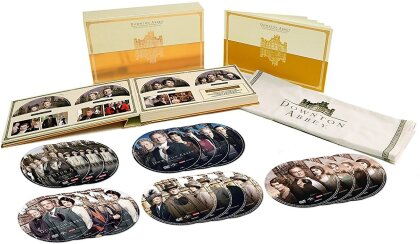 Downton Abbey - The Complete Collection (Collector's Edition, 26 DVD)