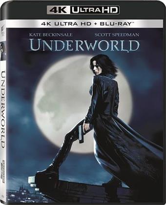 Underworld (2003) (4K Ultra HD + Blu-ray)