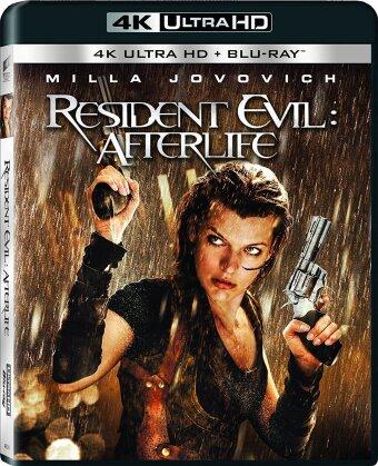 Resident Evil - Afterlife (2010) (4K Ultra HD + Blu-ray)