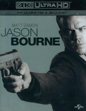 Jason Bourne (2016) (4K Ultra HD + Blu-ray)