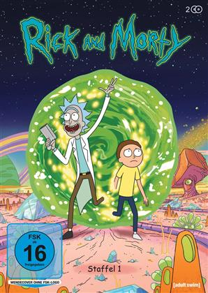 Rick and Morty - Staffel 1 (2 DVDs)